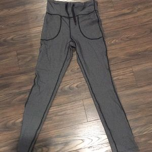 Lulu Lemon athletica high waisted workout leggings